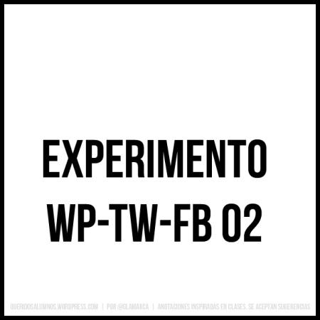 Experimeto